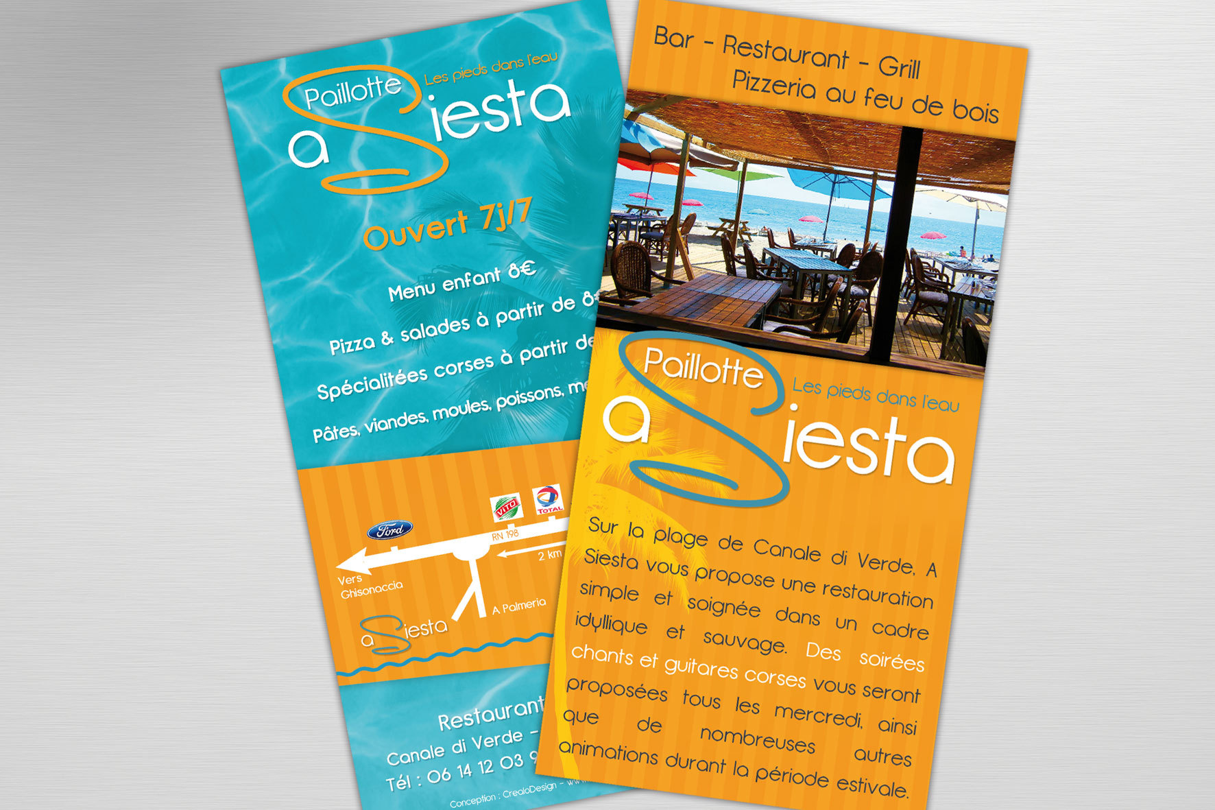 Restaurant A Siesta