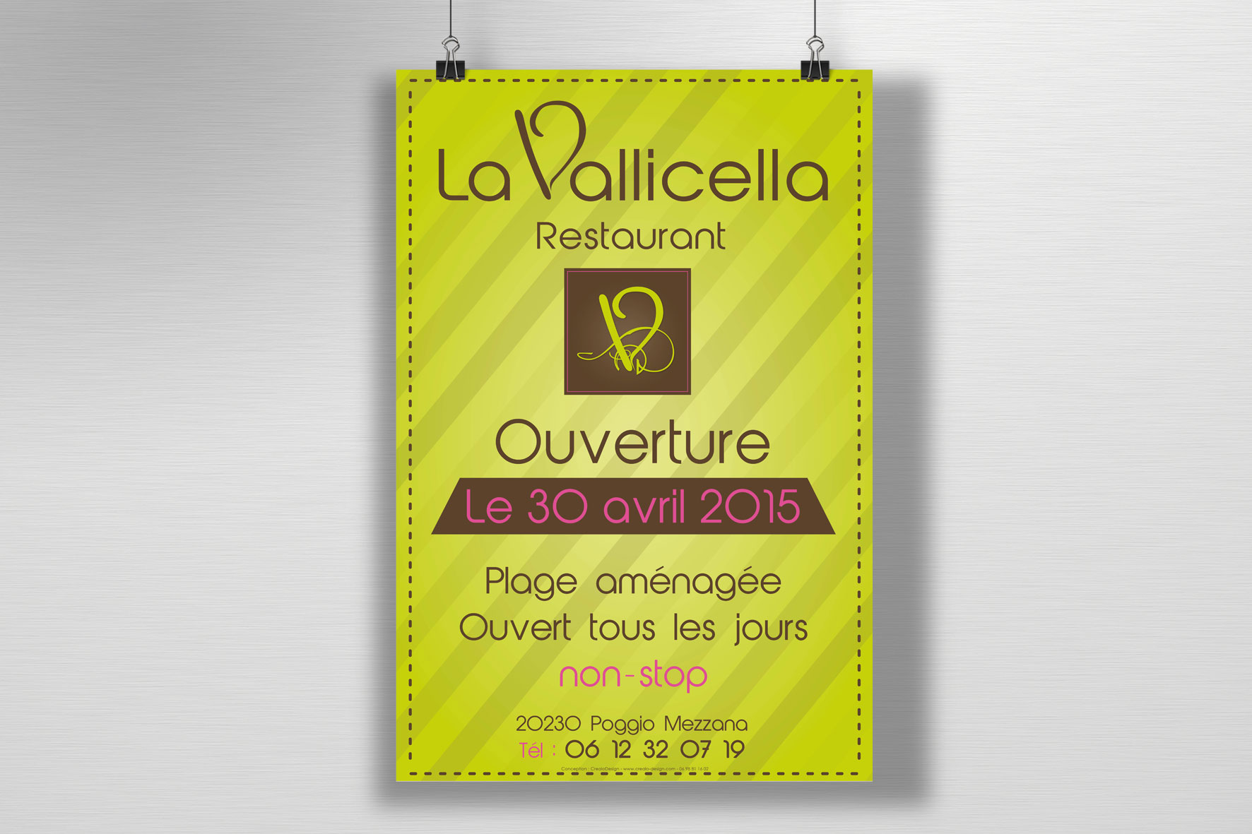 Restaurant La Vallicella