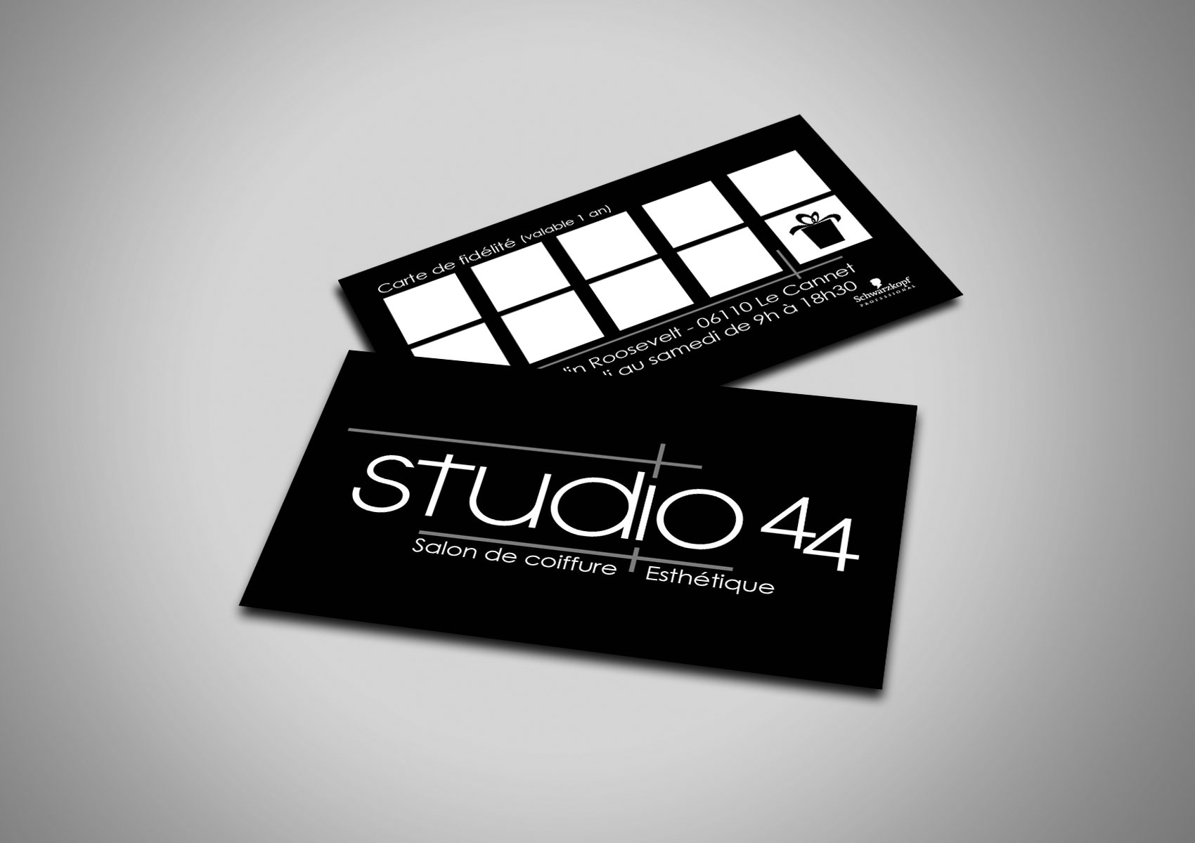 Studio 44 - Le Cannet