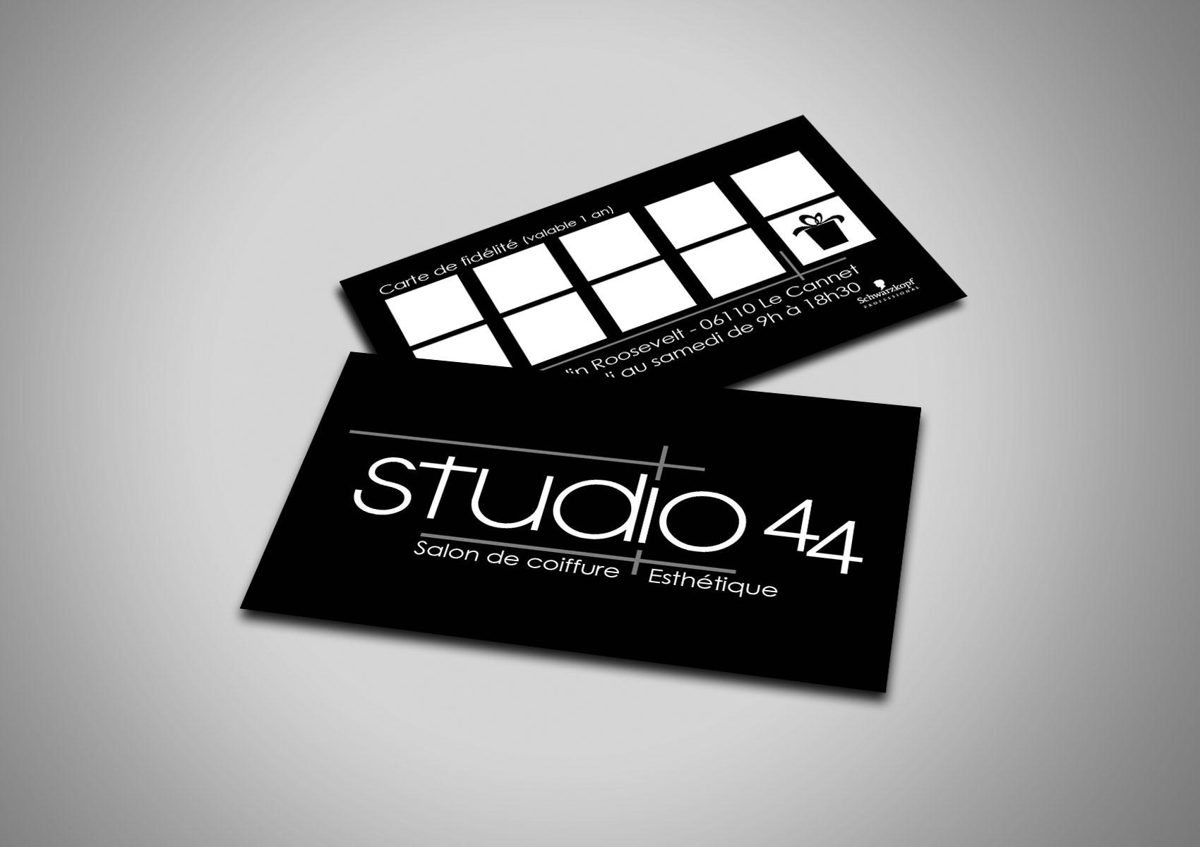Studio 44 - Le Cannet