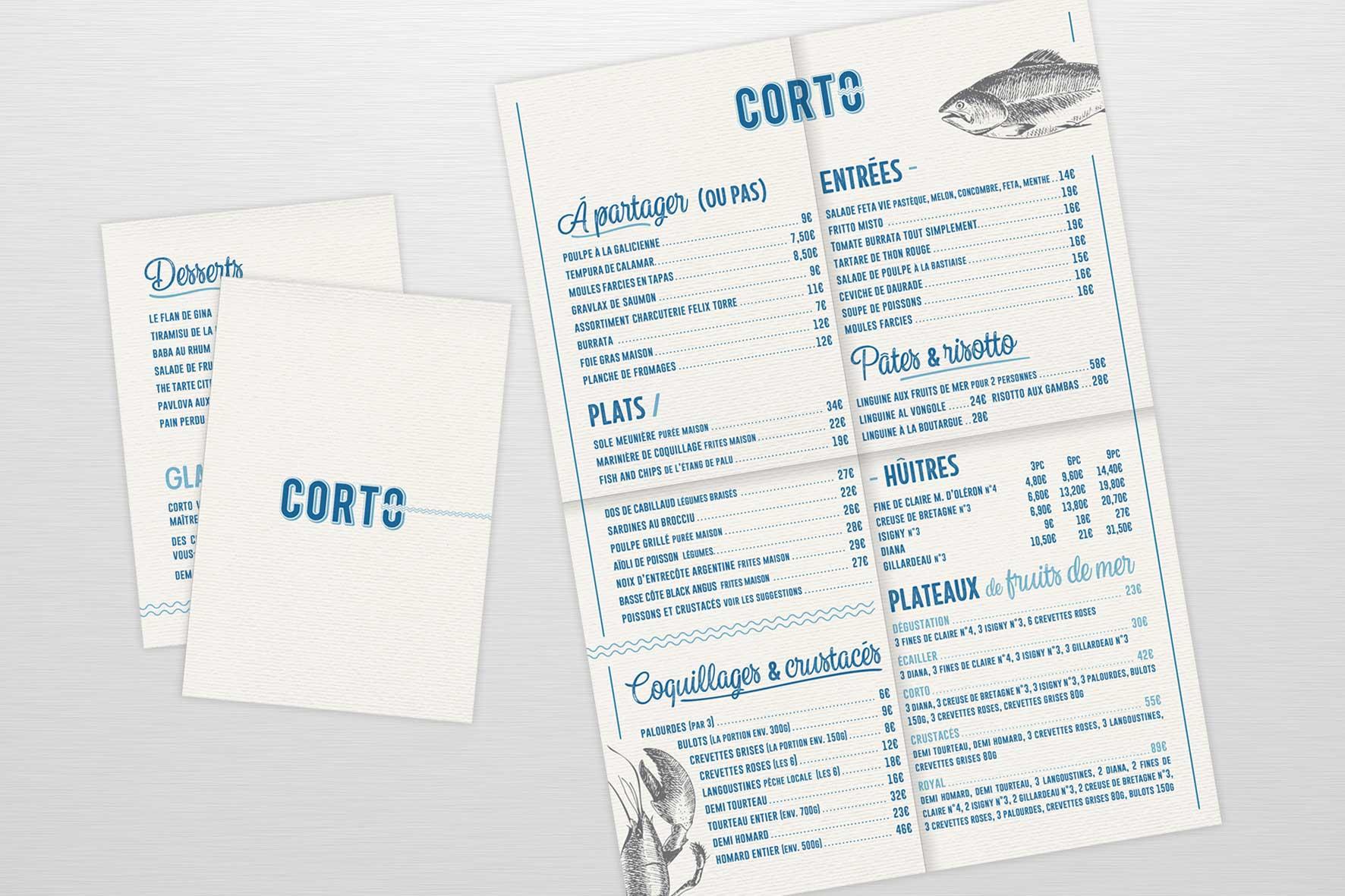 Restaurant Corto - Bastia