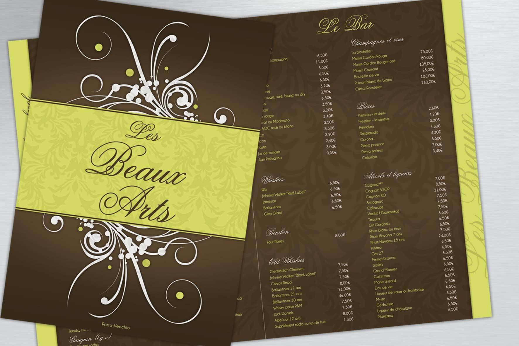 Bar Les Beaux Arts