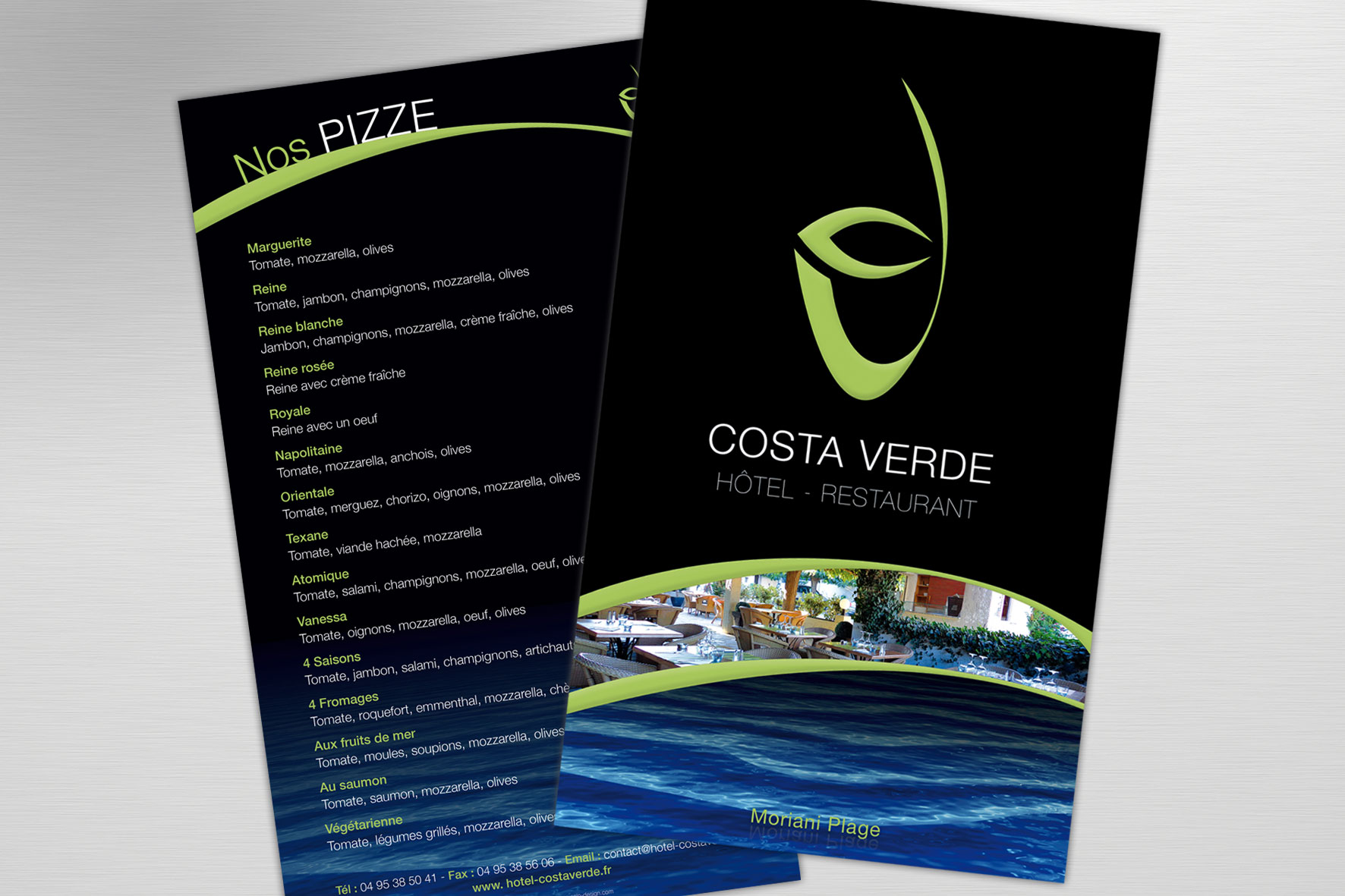 Hôtel Restaurant Costa Verde