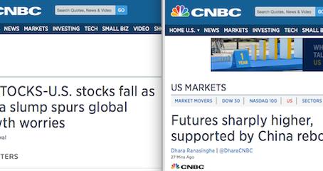 Pick a Headline, Any Headline