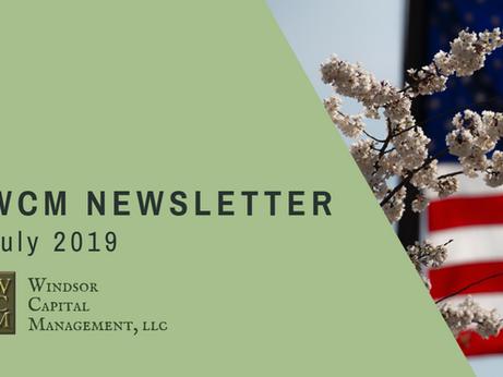 July Newsletter