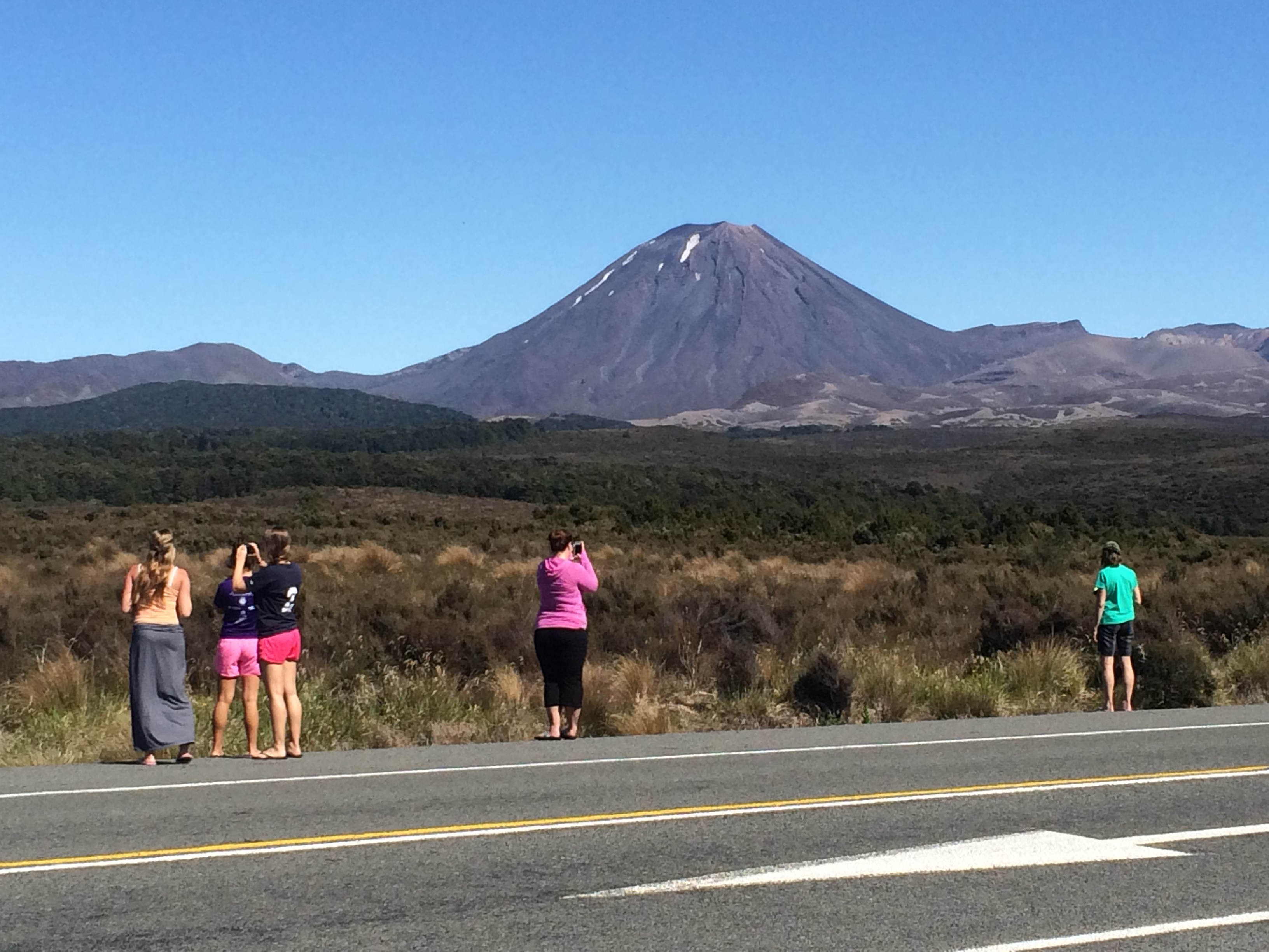 Mt Ngauruhoe AKA Mt DOOM