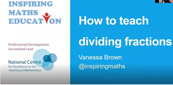 How to Teach Dividing Fractions in Year 6