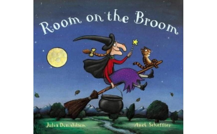 KS1 Room on the Broom Comprehension