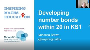 Developing Number Bonds within 20 in KS1