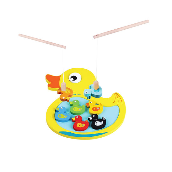 Wooden Duck Game by Jumini