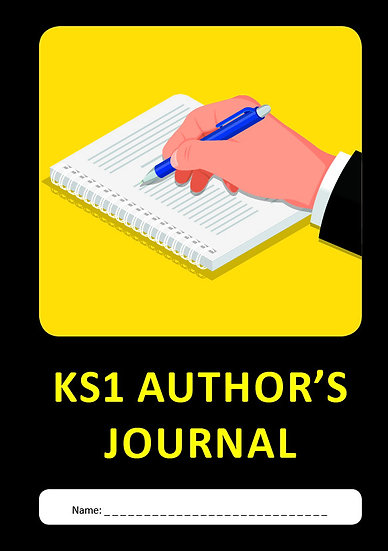 KS1 AUTHOR'S JOURNAL
