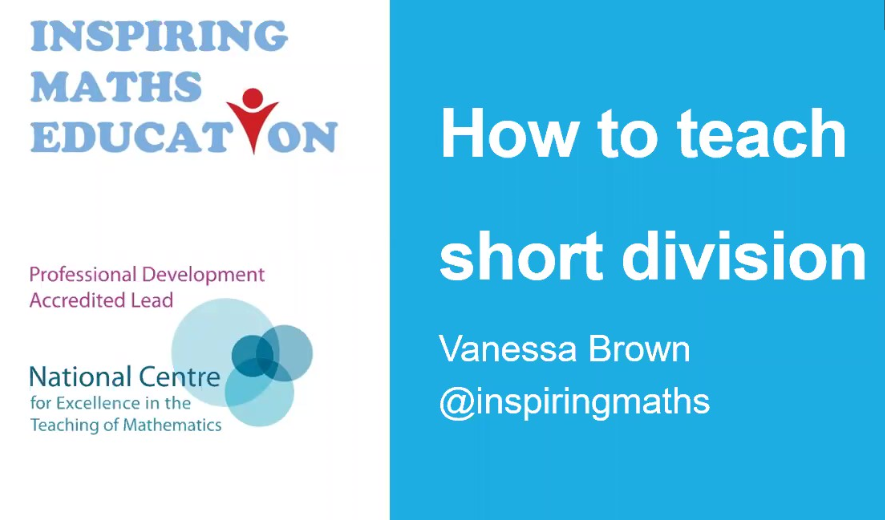 How to Teach Short Division in KS2