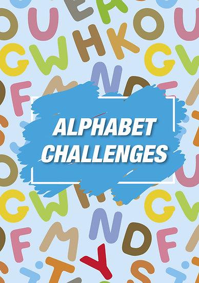 Alphabet Challenges