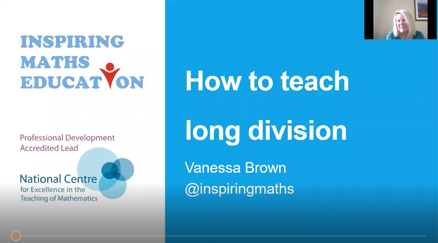 How to Teach Long Division in KS2