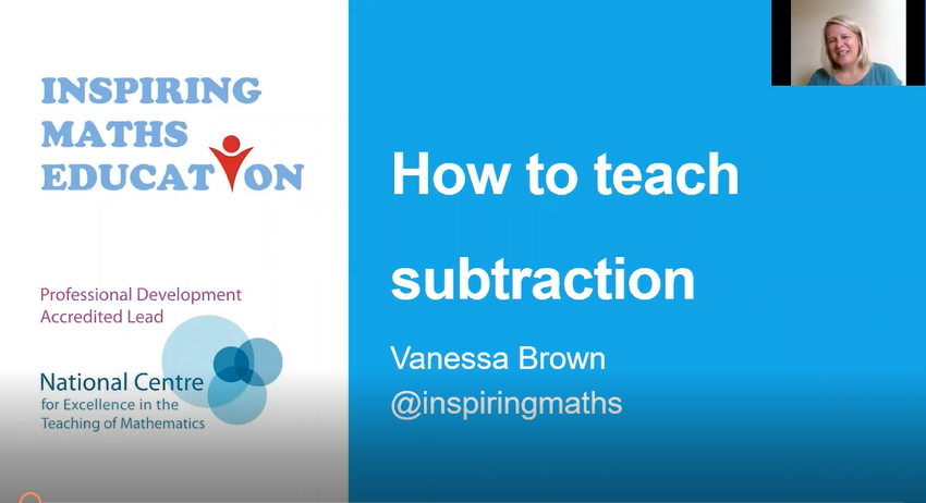 How to Teach Subtraction in Years 2 & 3