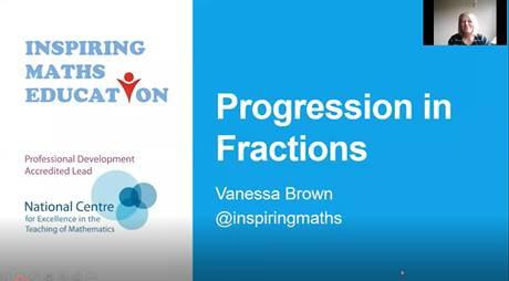 Progression in Fractions in KS2