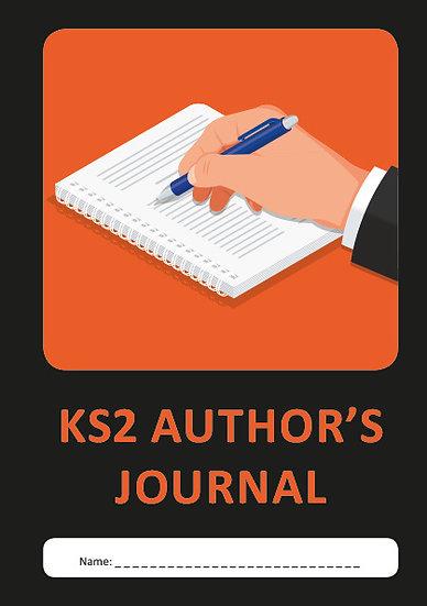 KS2 AUTHOR'S JOURNAL