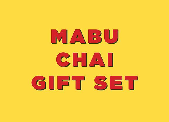 Mabu Chai Gift Set