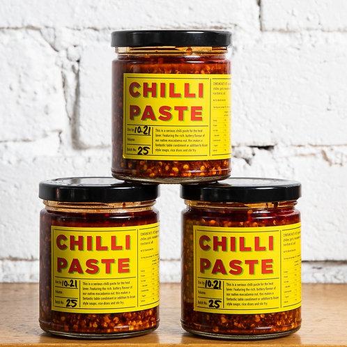 Extra Hot Chilli Paste