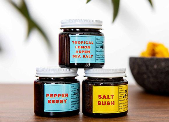 Spice Trio - Savoury