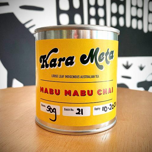 Mabu Mabu Chai