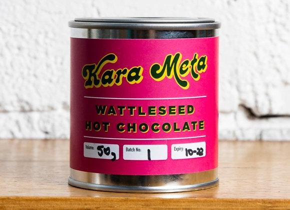 Wattleseed Hot Chocolate