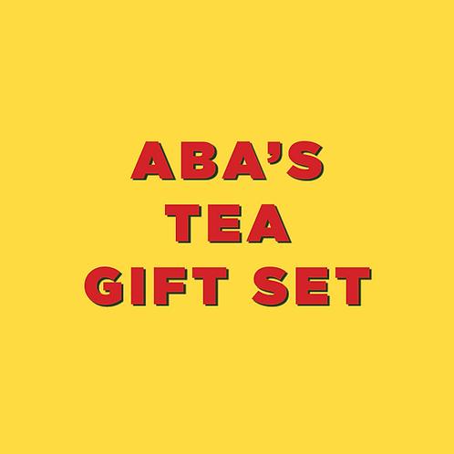 Aba's Tea Gift Set