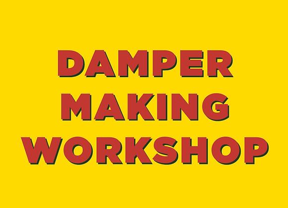 Ticket - Damper Workshop - 3rd October