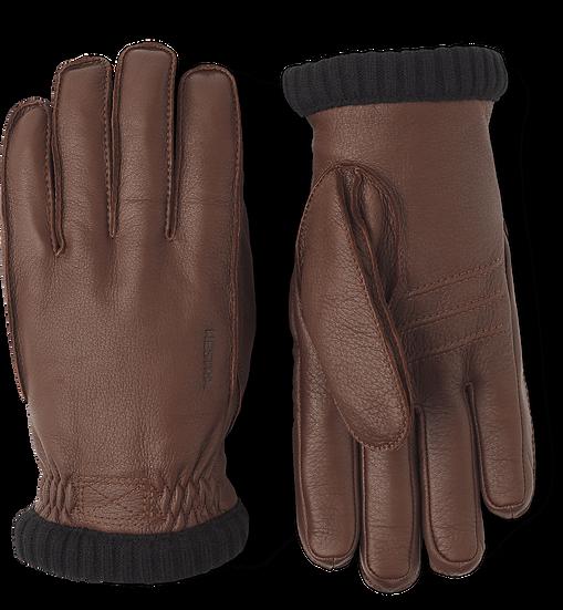 Hestra Deerskin Primaloft Rib Mens Glove