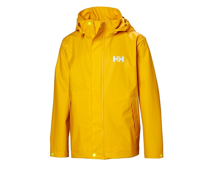 Helly Hansen Jr Moss Waterproof Jacket