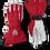 Thumbnail: Hestra Army Leather Heli Ski Glove