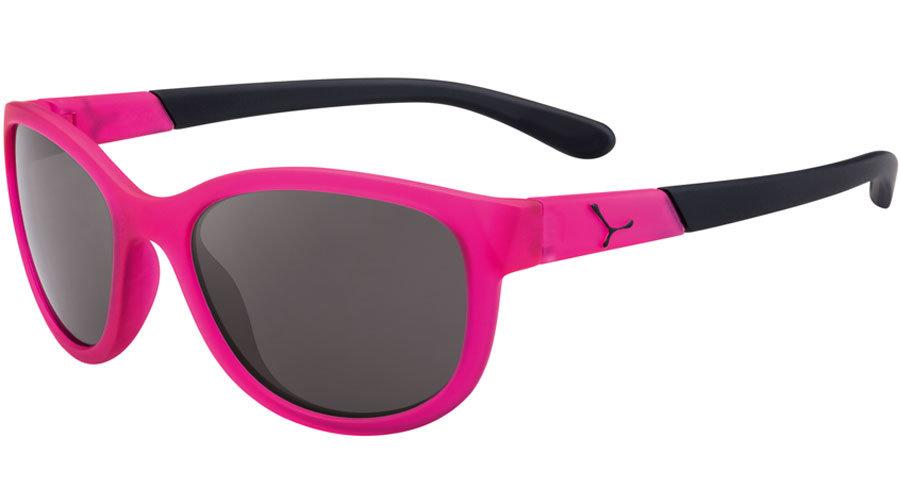 Cebe Junior Sunglasses - Katniss Matte Pink Black