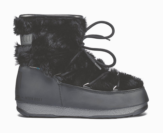 Moon Boot Monaco Low Fur WP Protecht