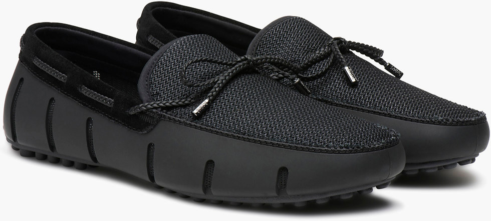 SWIMS Men's Braided Lux Loafer