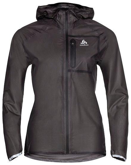 Odlo Women's Zeroweight Dual Dry Waterproof Running Jacket