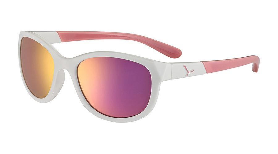 Cebe Junior Sunglasses - Katniss White