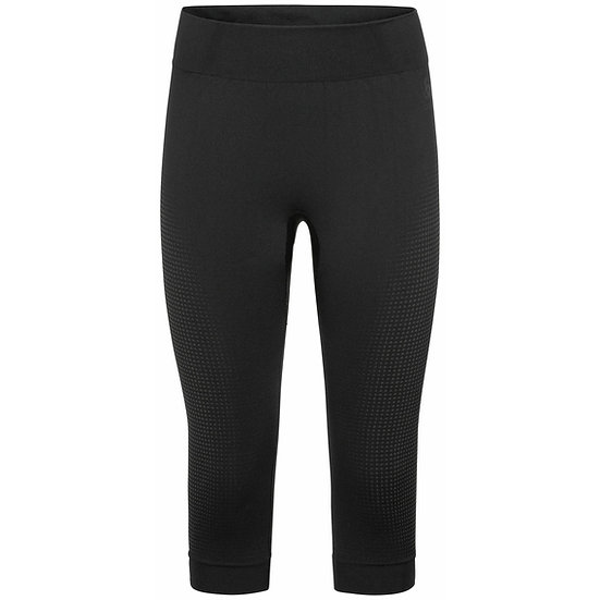 Odlo Women's Performance Warm Eco Baselayer 3/4 Pants