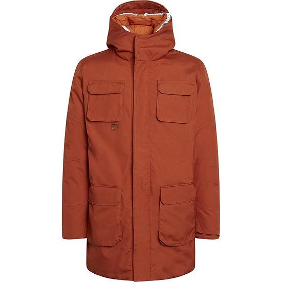 Knowledge Cotton Apparel Arctic Canvas Jacket