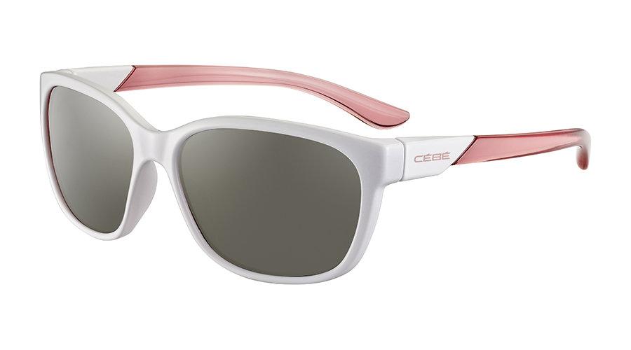 Cebe Junior Sunglasses - Ayden White