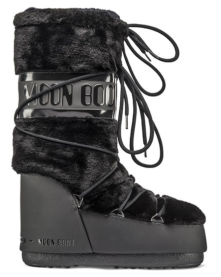 Moon Boot Classic Faux Fur
