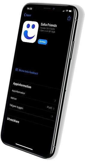 App Store och Google Play