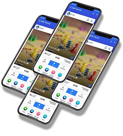 Salta Friends Mobil App