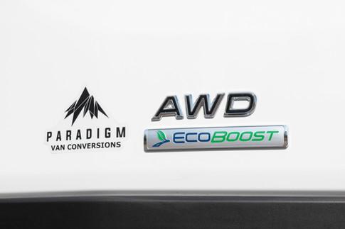 Paradigm Van Conversions Badge
