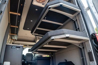 Van Conversion bunks