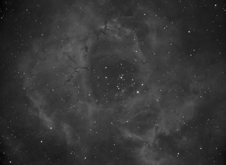 Starting on the Rosette Nebula