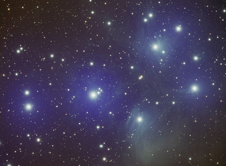 The Pleiades, Seven Sisters