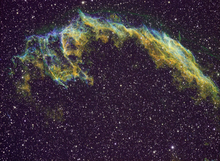 The Eastern Veil Nebula NGC6995/5