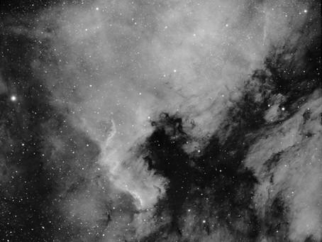 NGC7000 North America Nebula Mosaic
