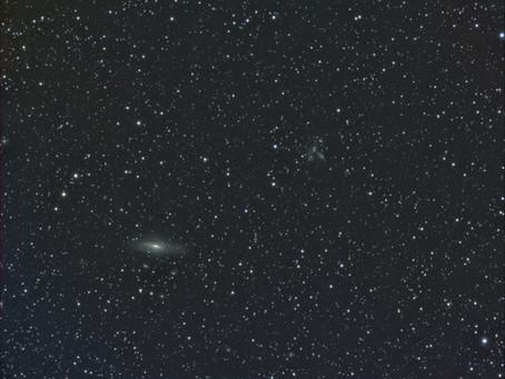 Stephan's Quintet & NGC7331