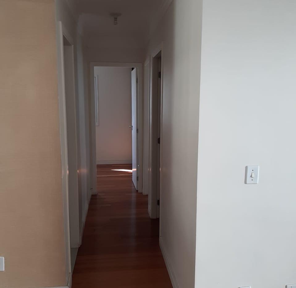 corredor a partir da sala